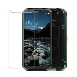 На Алиэкспресс купить стекло для смартфона 10pcs/lot tempered glass original 9h front guard explosion-proof protective film screen protector for blackview bv9600 pro