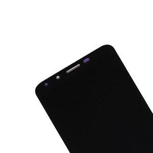 Image 4 - Für infinix Heißer 6 X606 LCD mit Touch Display für infinix Heißer 6 Bildschirm mit Digitizer Reparatur 6,0 zoll 100% test Kostenloser Versand
