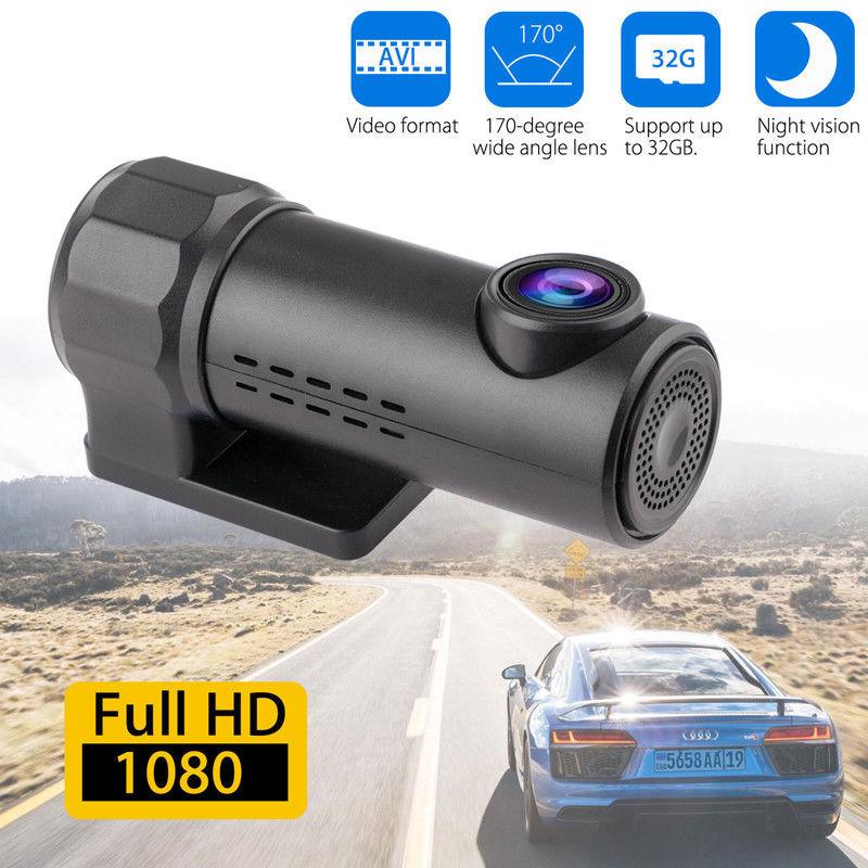 Car Dash Cam Car Camera Built-in WiFi Full HD 1080P 170 Wide Angle RecorderCar Dash Cam Car Camera Built-in WiFi Full HD 1080P 170 Wide Angle Recorder