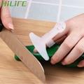 HILIFE пластиковые защитные пленки для пальцев смайлик для рук Защита для овощей инструмент для безопасности резки пальцев кухонные инструме...