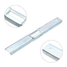 Medidor de profundidade arquivo kit para serra de corrente ferramenta remoção acessório afiação gadget tratamento de superfície zinco branco chapeado