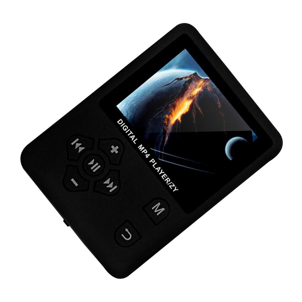 Tragbares Audio & Video Gutherzig Mp3 Mp4 Digital Player 1,8 Zoll Farbe Bildschirm Musik Player Verlustfreie Audio Video Player Unterstützung E-buch Fm Radio Tf Karte Stoppuhr