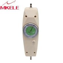 NK-50 50N Pointer Rollenbank meter Analoge Push Pull Force Gauge Tester все цены