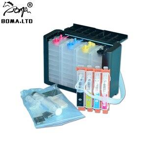 Принтер BOMA.LTD 920XL для HP 920, система СНПЧ для HP design jet 6000 6500 6500A 7000 7500 7500A с чипом ARC, 4 цвета
