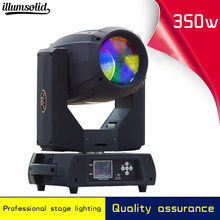 350 W Beam 17R Lampu Beam Moving Head Cuci Disco Light untuk DJ Lampu Panggung(China)