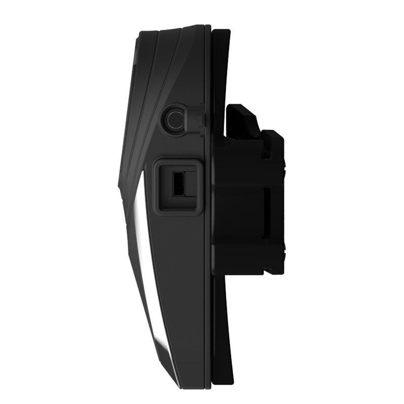 Image 4 - BT S3 1200M Motorcycle Bluetooth Helmet Headsets Intercom for  Riders Wireless Intercomunicador Interphone MP3 FMHelmet Headsets   -
