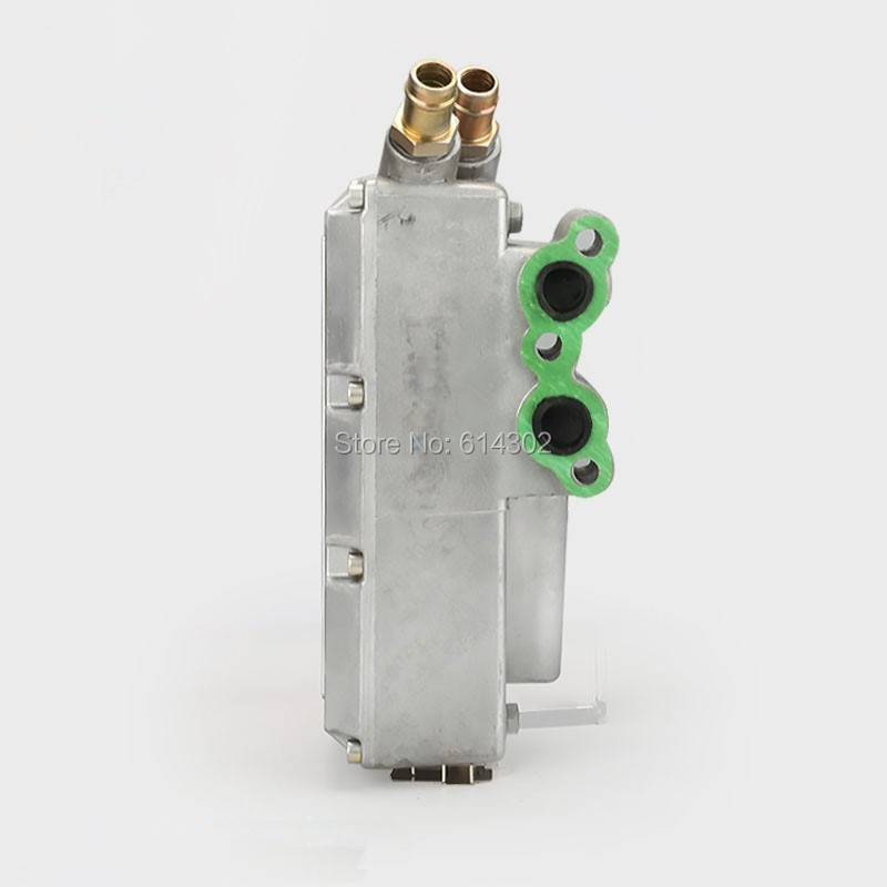 oil cooler for Weichai Ricardo brand R4105 series diesel engine and generator parts