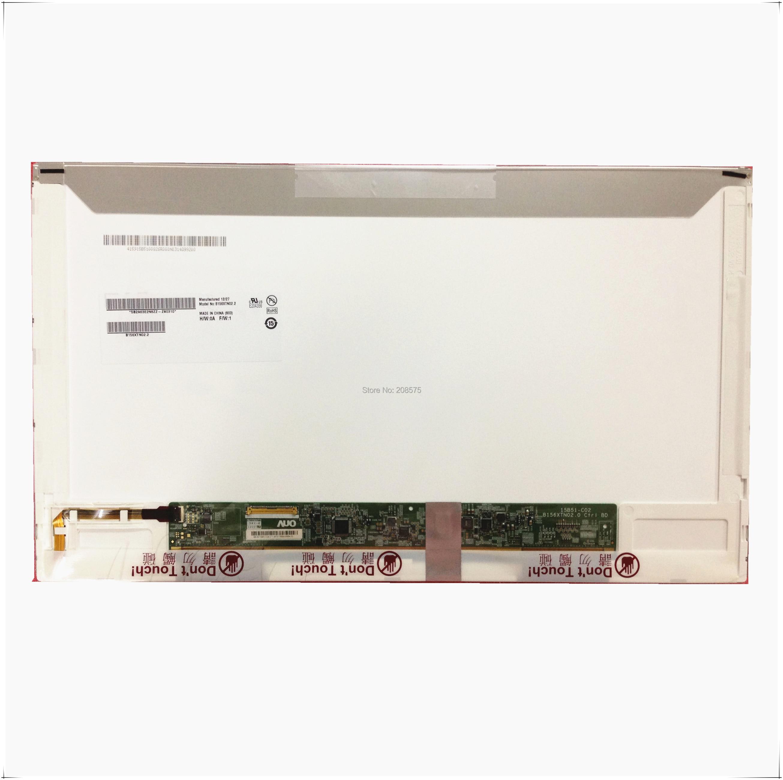 Free Shipping B156XTN02.2 B156XTN02.1 B156XTN02.0 For Lenovo B570 15.6'LCD LED Display Laptop Screen Pancel 1366*768 LVDS 40 Pin