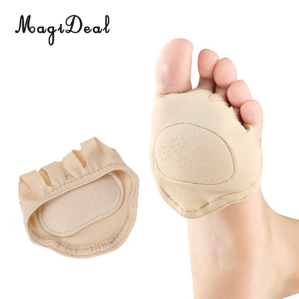 MagiDeal Forefoot Metatarsal Pain Relief Cushion