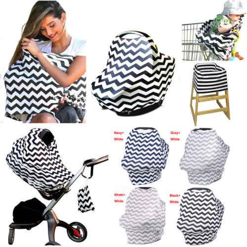 2в1 Грудное вскармливание детская коляска навес козырек от солнца кормящих шарф накидки для грудного вскармливания фартук шаль