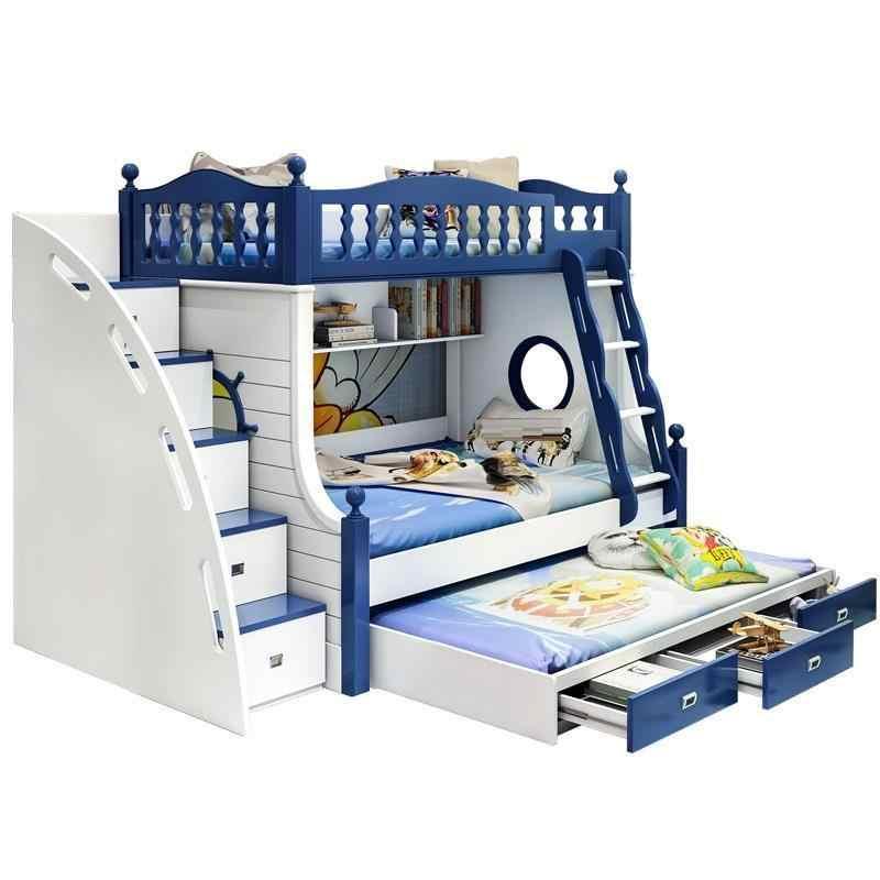 Single Odasi Mobilya Recamaras Home Yatak Deck Ranza bedroom Furniture Mueble De Dormitorio Cama Moderna Double Bunk Bed