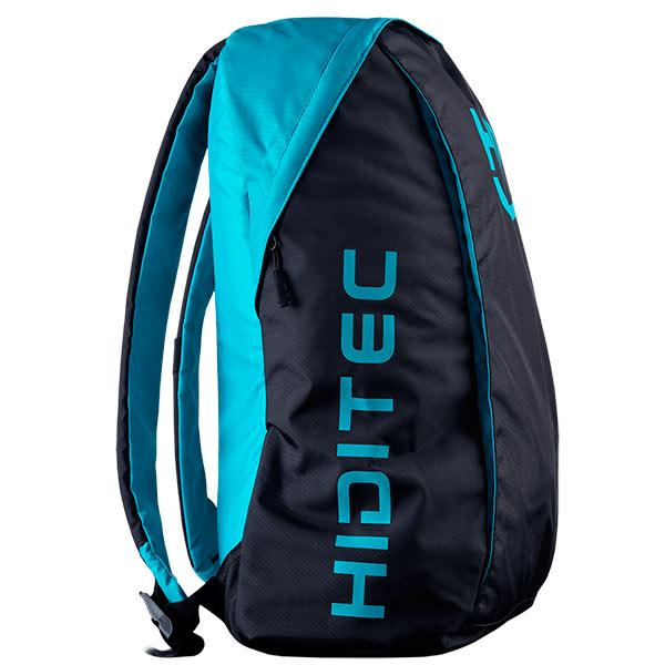 Backpack Gaming Hiditec Urban Pack To Notebooks 15,6 With Mutil Pockets Black/cyan