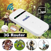 LEORY Portable 3G Mobile WiFi MIFI Wireless Pocket- Hotspot Router Broadband
