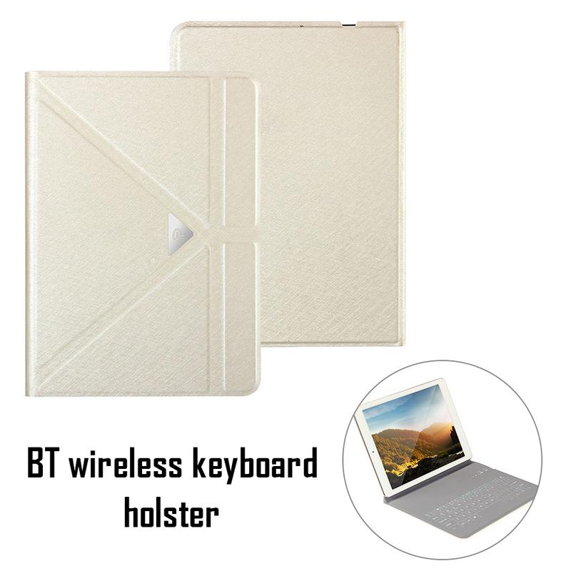Bluetooth Keyboard Leather Case Ultrathin Protective Cover for iPad 6 Air2 iPad5 Air1 iPad mini1 2 3 iPad4 3 2 TPU Accessories