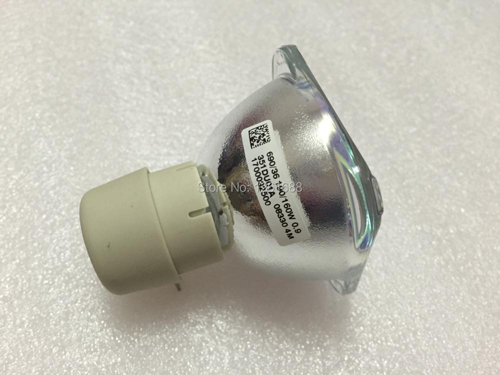 Original <font><b>lamp</b></font> bulb fit for <font><b>BENQ</b></font> MP623 MP624 MP778 MS502 MS504 MS510 MS513P MS524 MS517F MX503 MX505 <font><b>MX511</b></font> MP615P M524 image