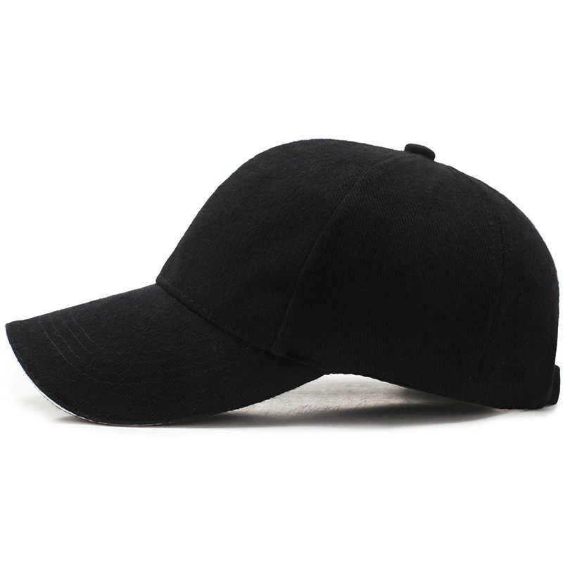 Boné de beisebol para homem feminino clássico algodão pai chapéu liso boné de baixo perfil