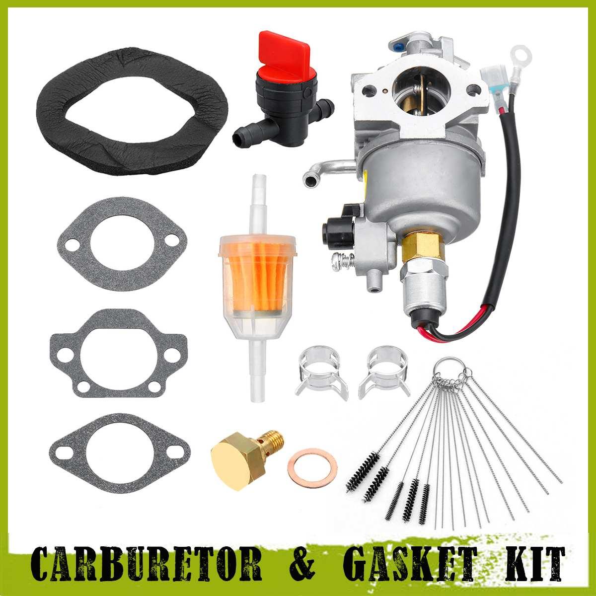 Kit de reconstruction de carburateur remplace le kit Onan A041D736 pour le modèle de moteur Onan marvel schebler modèle 4000 W 4KYFA26100