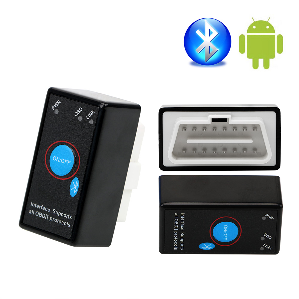 EML327 V1.5 Auto Diagnose-Tool Bluetooth ELM327 OBDII Auto Diagnose Werkzeug Mini OBD2 Adapter Auto Diagnose-Scanner für Android