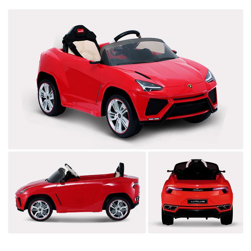 2019 Brand New Arrivel Baby Toy  ElectrCar Double Drive Electric Car Four Wheel SUV Children Best Gift for