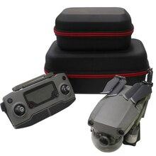 MAVIC 2 PU Жесткий чехол для хранения сумка чехол Портативный фюзеляж пульт дистанционного управления для DJI MAVIC 2 PRO/MAVIC 2 ZOOM Drone аксессуары