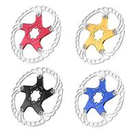 203 F1 Bike Brake Rotors MTB Cooling Float Disc Brake Bicycle Accessories 1 X Float Brake Disc 6pcs X Screws