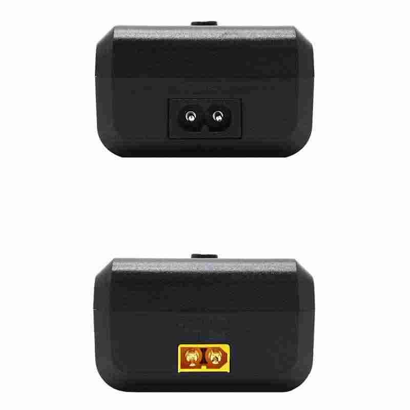 Обновление 2019 UP-S4AC 4x7 W 1A AC/DC 1 S-2 S LiPO/LiHV 2 S-6 S NiMH/зарядное устройство для аккумуляторов NiCd W/SM XH Micro MX JST mCPX зарядное устройство