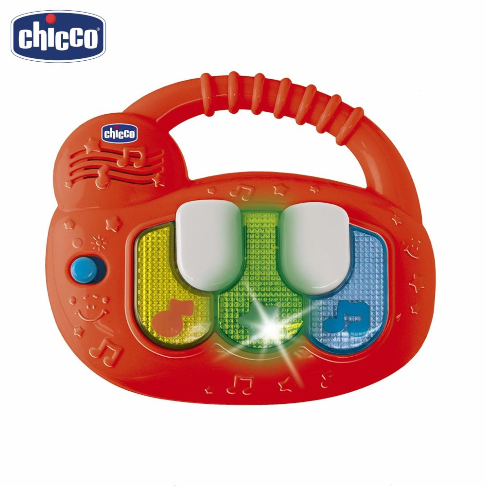 Toy Musical Instrument Chicco 92420 Learning & Education Toys Instruments Music Kids Baby For Boys And Girls Piano