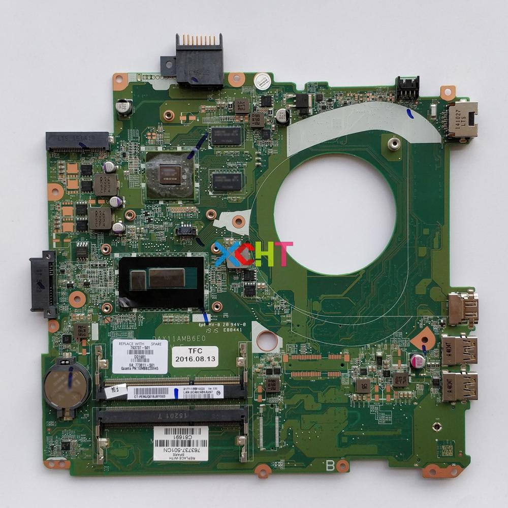 763737-501 763737-001 763737-601 w 840M/2GB i5-4210U DAY11AMB6E0 for HP Pavilion 14-V Series NoteBook PC Laptop Motherboard763737-501 763737-001 763737-601 w 840M/2GB i5-4210U DAY11AMB6E0 for HP Pavilion 14-V Series NoteBook PC Laptop Motherboard
