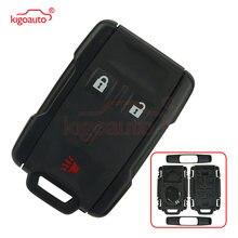 Kigoauto m3n 32337100 запасной смарт чехол для ключей 2 + 1b