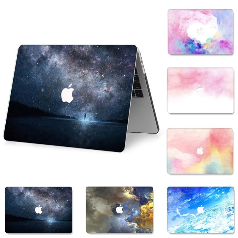 Full Cover Hard PVC Protective Case for MacBook Air Pro Touch 11 12 13 15 Laptop 13.3 12 inch Print Cases for A1466 A1398 A1706Full Cover Hard PVC Protective Case for MacBook Air Pro Touch 11 12 13 15 Laptop 13.3 12 inch Print Cases for A1466 A1398 A1706