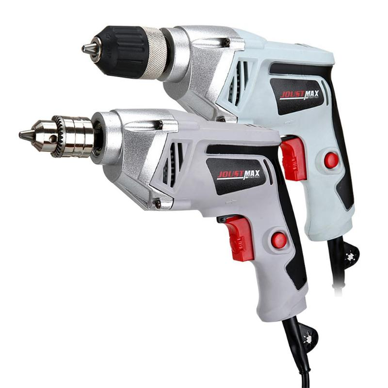 550W EU Multifunction Torque Adjustment Driver 550W Electric Drill Screwdriver Household Tools EU Plug