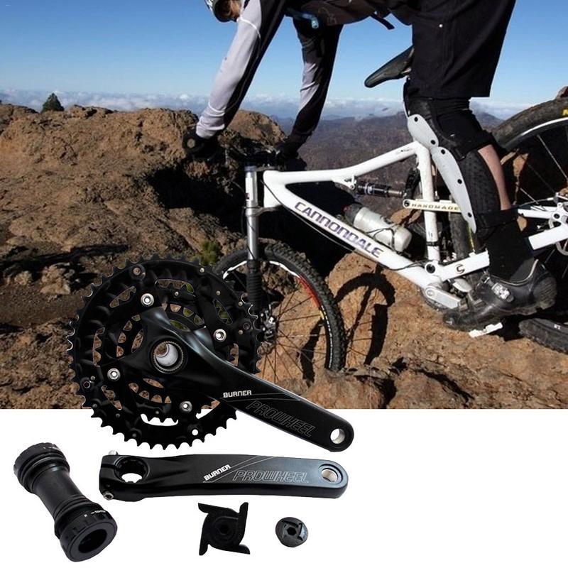 Pédalier à VTT intégré creux à 27 vitesses accessoires de vélo tout-terrain haut de gamme