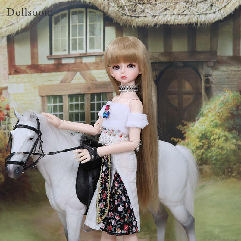 Komat Ior Claw Elves BJD SD кукла 1/4 модель тела для девочек и мальчиков Игрушки-части тела для девочек день рождения Рождественские лучшие подарки Fullset посылка комплект MSD