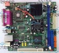 100% arbeits 17CM X 17CM 945GCD-CI REV: 1 1 MBNAM07005 MB.NAM 07 005 N230 DDR2 motherboard für Acer eMachines EL1600 L1600
