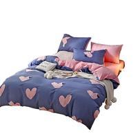 Parrure Lit Fundas Nordicas Queen Comforter Lencoes Bedding Cotton Ropa De Cama Bed Linen Sheet And Quilt Cover Set