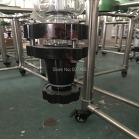Bottom Valve for Jacketed Glass Reactor 100L