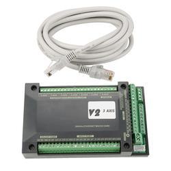 3 oś NVEM CNC kontroler Ethernet MACH3 karta sterowania ruchem dla silników krokowych wysokiej jakości Sterownik CNC Narzędzia -