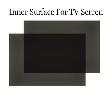 10PCS/Lot New 42inch 90 degree Inner Surface LCD Film Polarize for LCD LED Screen for TV