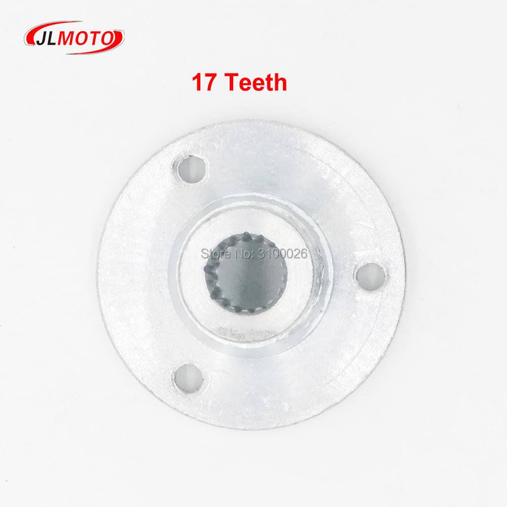 Atv Parts & Accessories 31 Teeth 30mm Rear Brake Disc Sprocket Hub Fit For Buggy China Quad Bike 50cc 110cc 150cc 200cc Cargo Atv Go Kart Parts