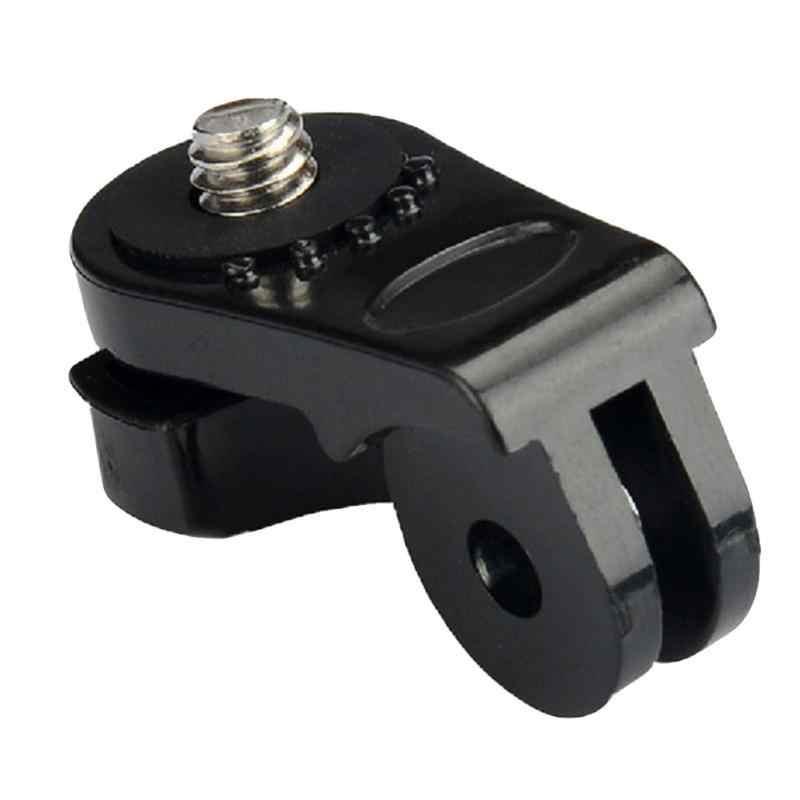 Винт 1/4 крепление штатива адаптер конвертер для автомобильного держателя monopod для Gopro Hero 4 3 + 3 AEE TCL Sony AS15 AS30 Спорт Камера