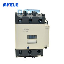Makerele Electromagnetic Contactor 80Amp LC1D80 M7C  220V Single Phase Contactor Price With 85% Silver Contacts High Quality electromagnetic ac contactor 220v sc n3