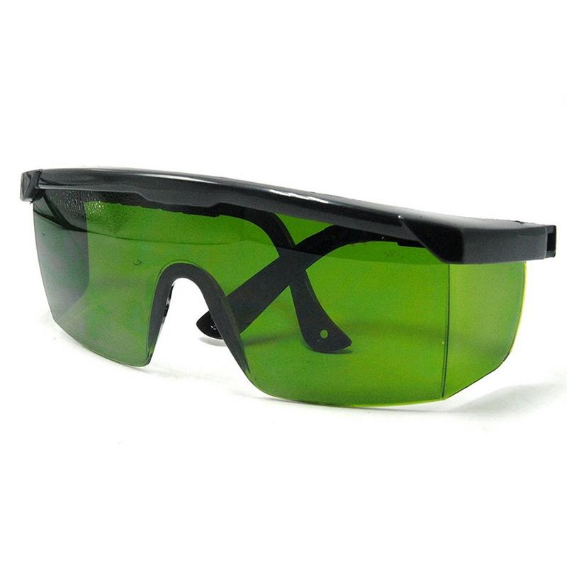 New Laser Protection Goggles Protective Safety Glasses IPL 200-450nm/800-2000nm Green Eye Protection Welding Accessories