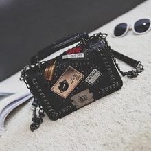 купить Medal Crossbody Bags For Women Luxury Handbags Designer Famous Brand Bolsa Feminina Shoulder Bag Ladies Sac Main Leather Purses по цене 1038.81 рублей