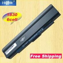 HSW 5200 mAh Batteria Del Computer Portatile Per Acer AS1830T 1830 1830 T AO721 721 AO753 Aspire One 753 Serie AL10C31 AL10D56 batteria