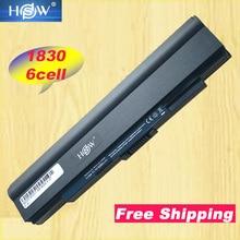 HSW 5200 mAh batterie dordinateur portable Pour Acer AS1830T 1830 1830 T AO721 721 AO753 Aspire One 753 Série AL10C31 AL10D56 Batterie