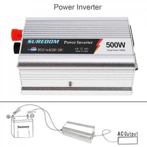500W Car Inverter DC 12V 24V t