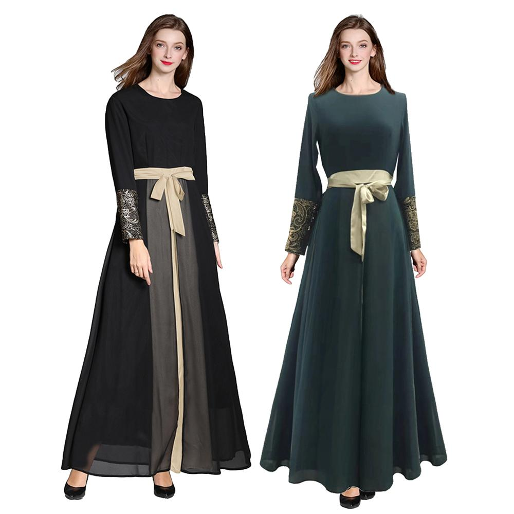 top 12 most popular gamis baju muslim maxi list and get free