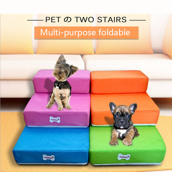 Pet Mesh Stairs Foldable 1