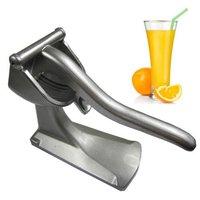 Thuis Squeezer Machine Heavy Duty Mini Fruit Druk Huishouden Handpers Lemon Oranje Lime Citrus Verse Drinken Keuken Tool-in Juicers van Huishoudelijk Apparatuur op