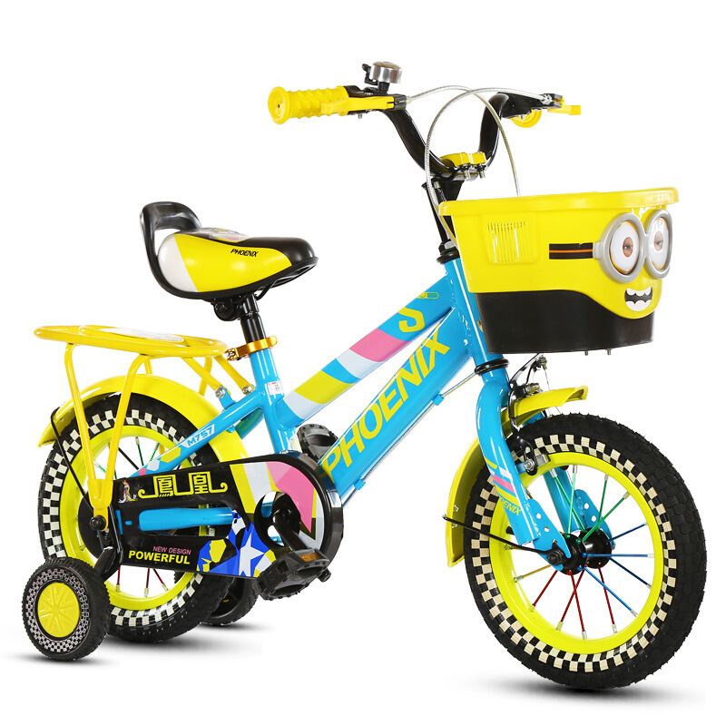 Phoenix Children Bicycle Boy A Mountain Country Vehicle 3-9 Year Baby 14 Inch 16 18 Girl Childs Car
